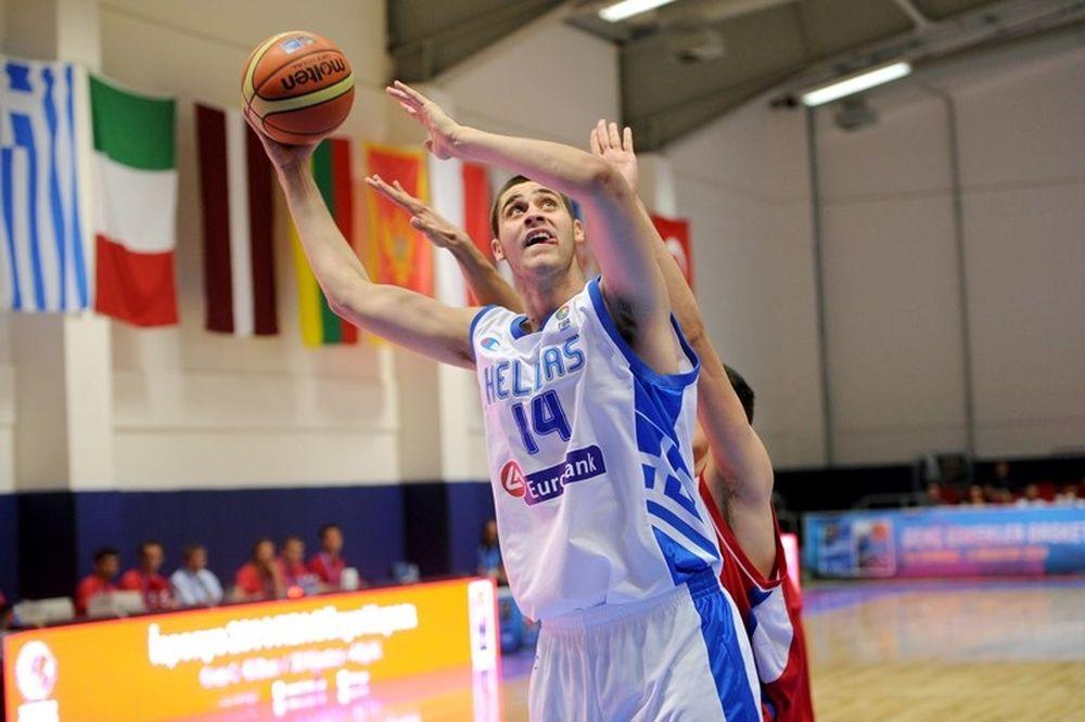Εθνική Εφήβων: Πρεμιέρα με νίκη στο Ντουμπρόβνικ