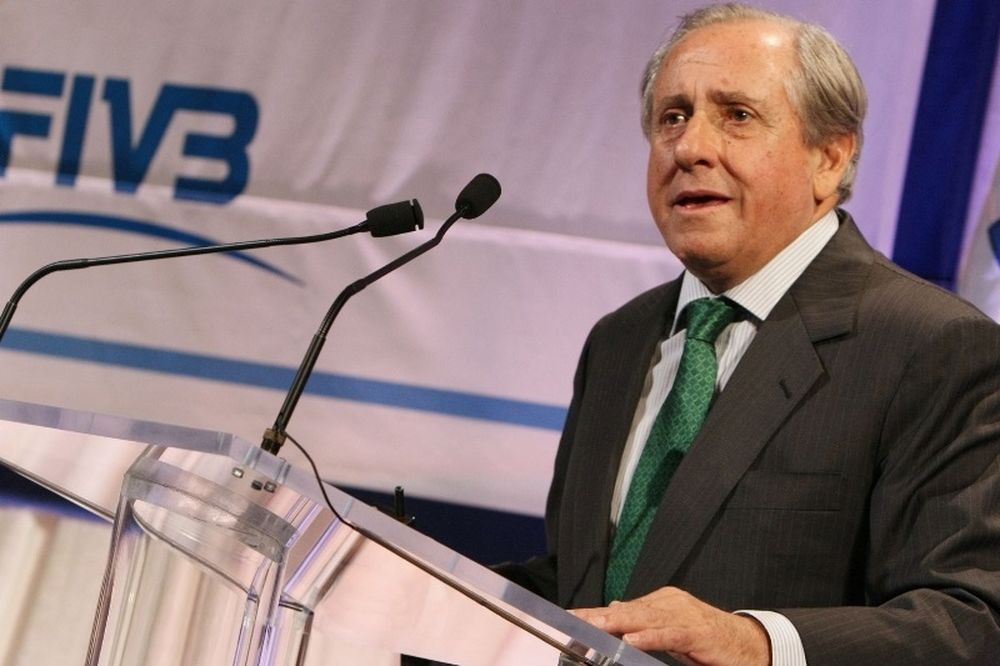 Ελλάδα: Στην Θεσσαλονίκη ο πρόεδρος της FIVB