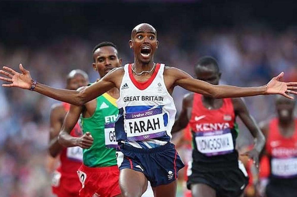 Ο Φαρά είχε δύο «non-show» πριν τους Ολυμπιακούς του Λονδίνου