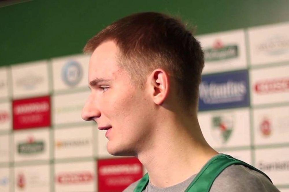 Παίχτης από την Ευρωλίγκα στην Κύμη! (videos+photo)
