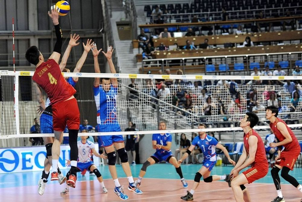 World League: Ανατροπή και νίκη για Κίνα