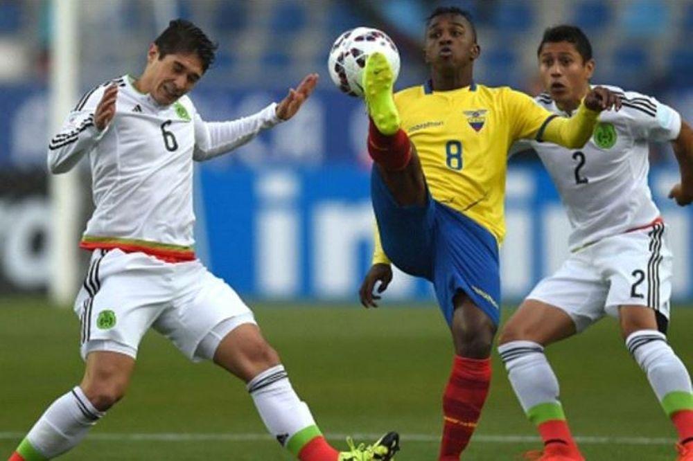 Copa America: Έσπασε το… ρόδι το Εκουαδόρ (video)