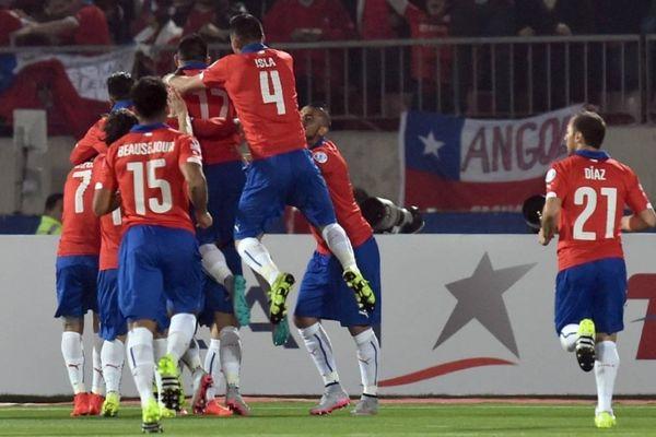 Σαρωτική η Χιλή, 5-0 τη Βολιβία! (video)