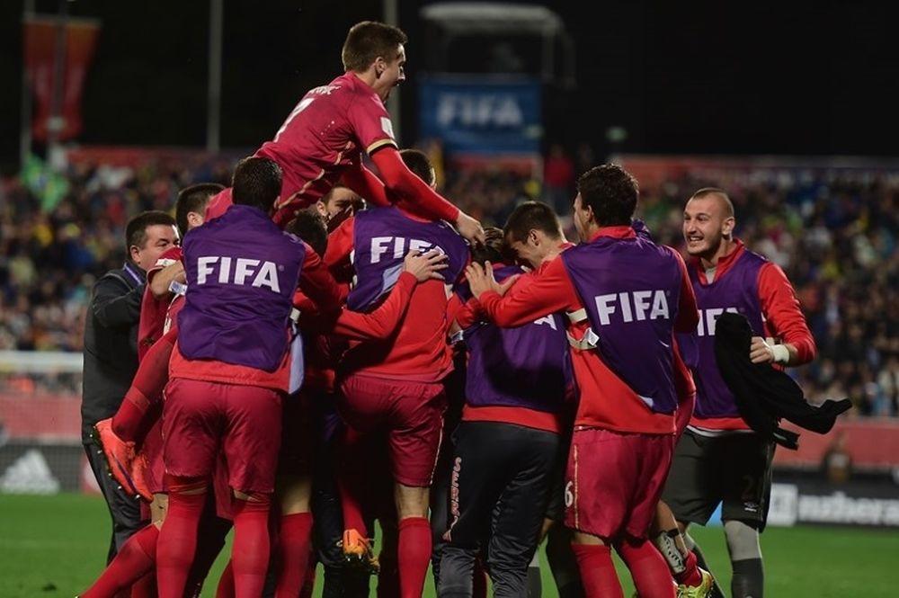 Μουντιάλ Νέων: Πρωταθλήτρια η Σερβία! (photos&video)