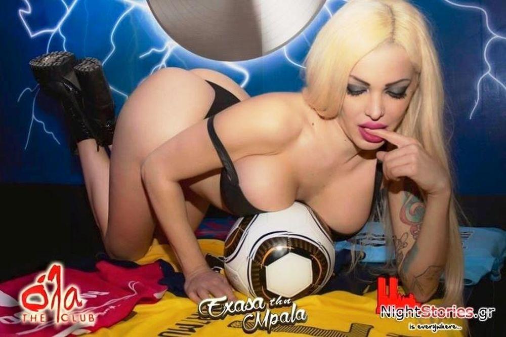 Παίζει μεγάλη μπάλα η Μπεκάκου (photos)
