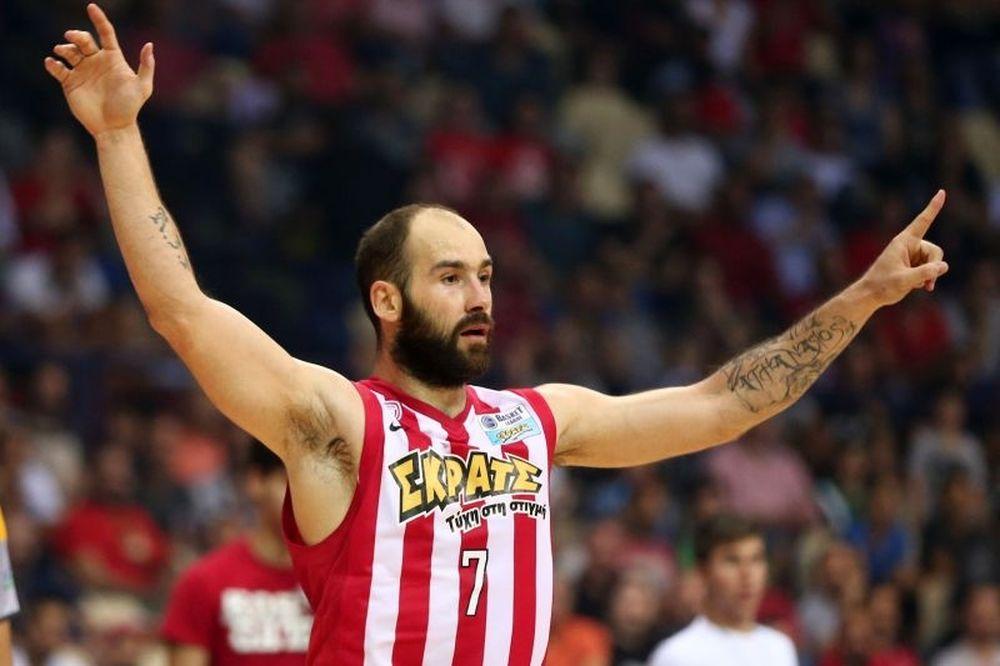 Σπανούλης: «Ο Σφαιρόπουλος με έκανε καλύτερο παίκτη και άνθρωπο»
