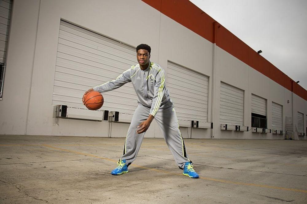 Από το Ζαΐρ στο draft του NBA! (photos&videos)