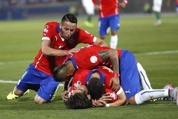 Νικήτρια η Χιλή στη νέα Μάχη του Σαντιάγο! (photos&video)