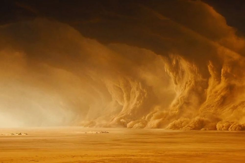 Ποιο Mad Max; Αυτό είναι ότι καλύτερο έχει γίνει στην άμμο! (video)
