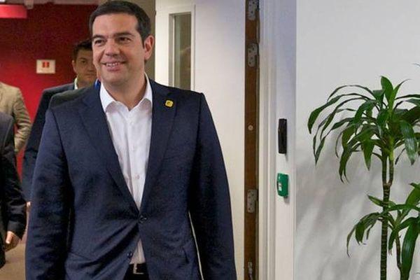 Το Tweet του Τσίπρα για το δημοψήφισμα! (photo)