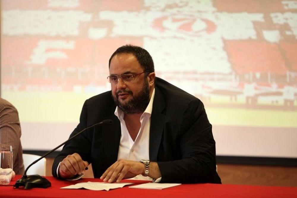 Ολυμπιακός: Σιγουριά Μαρινάκη για μεταγραφές και Πρωτάθλημα