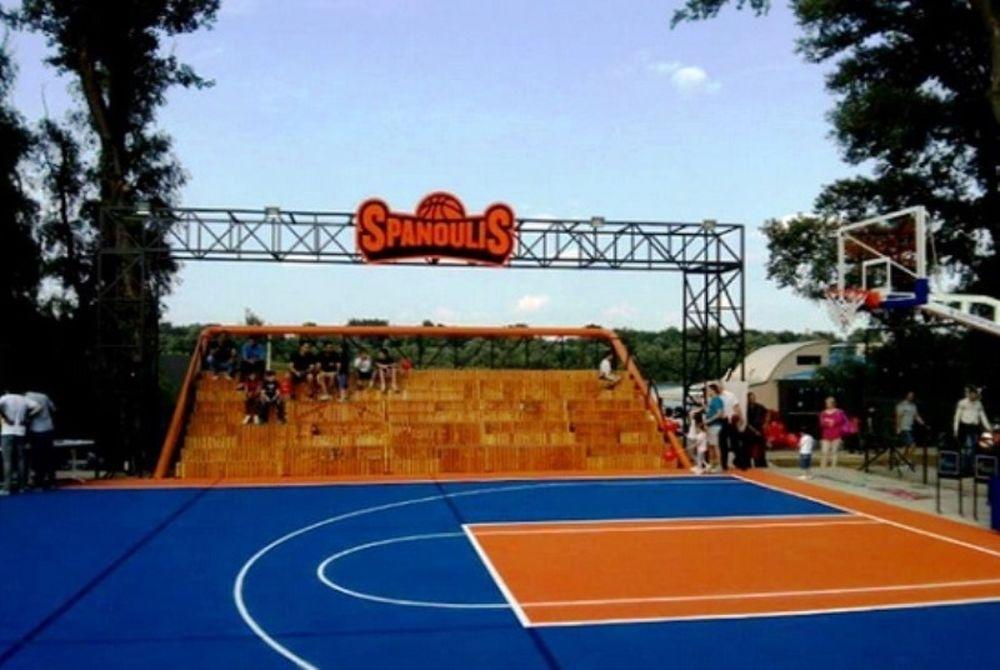 Σε λειτουργία το «Spanoulis Court»!