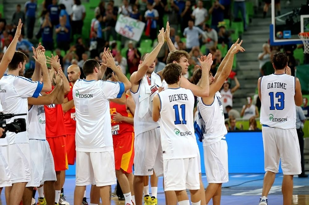 Ευρωμπάσκετ 2015: Με πολλά αστέρια η Ιταλία!