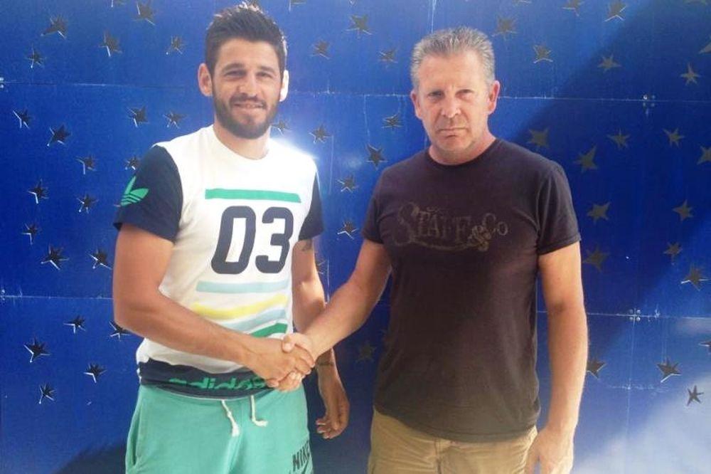 Φραγκουλάκης: «Σε δύο χρόνια στη Super League ο ΟΦΗ»