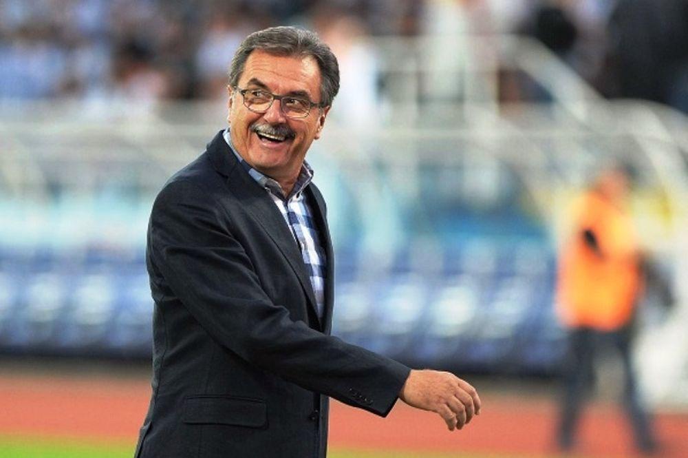 Τσάτσιτς: «Ο ΠΑΟΚ είναι το απόλυτο φαβορί»