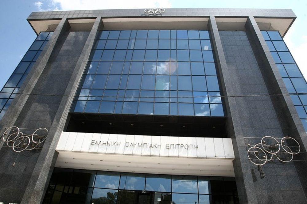 ΕΟΕ: «Κανένα θέμα με τη συμμετοχή στους Ολυμπιακούς Αγώνες»