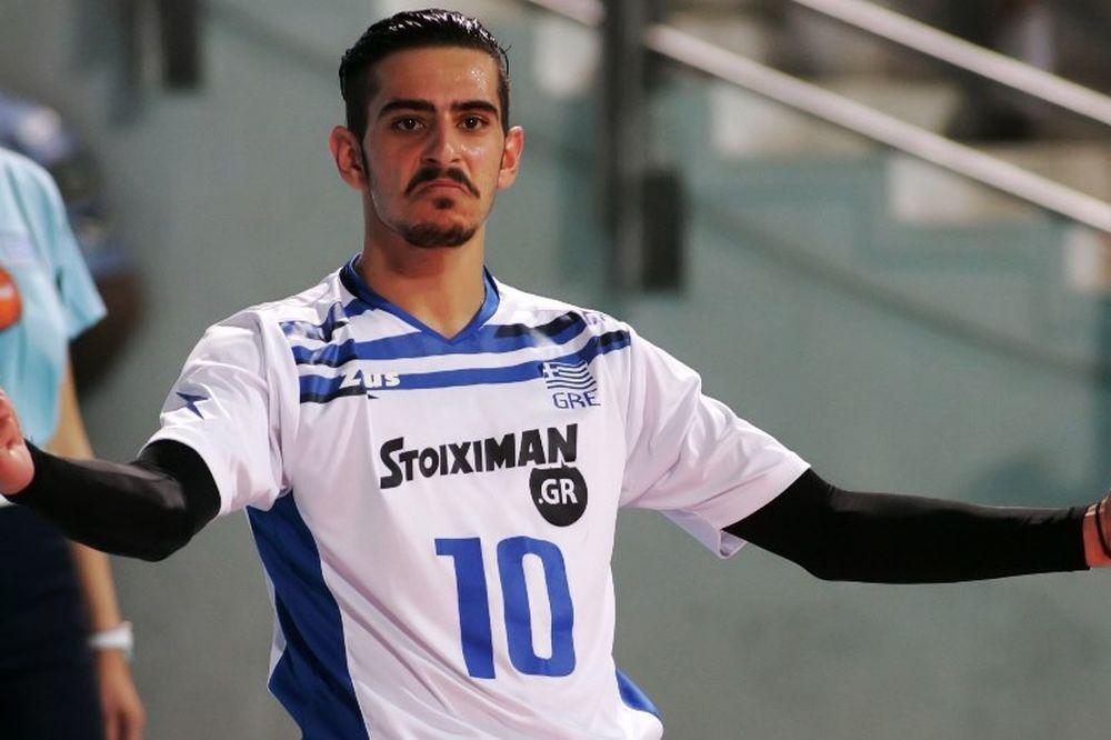 Επιστροφή Γκαρά και Πρωτοψάλτη στην Εθνική Ανδρών