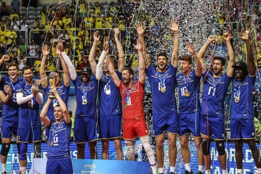 World League: Στην κορυφή η Γαλλία!