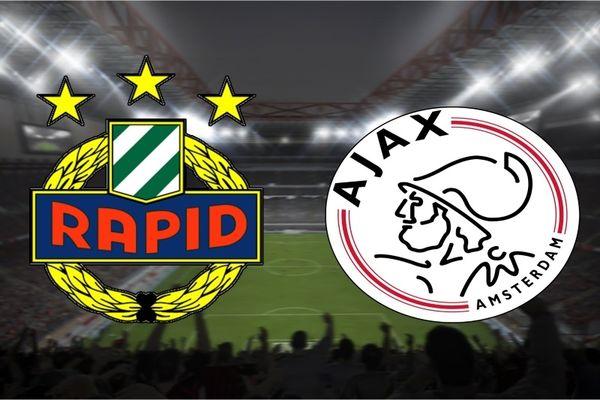 Ραπίντ Βιέννης-Άγιαξ: Τα γκολ του αγώνα (video)