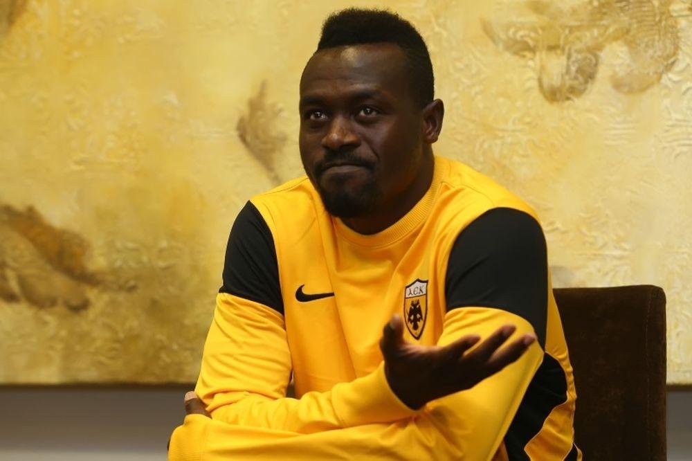 Κρισάντους: «Θα απαντήσω στο γήπεδο»