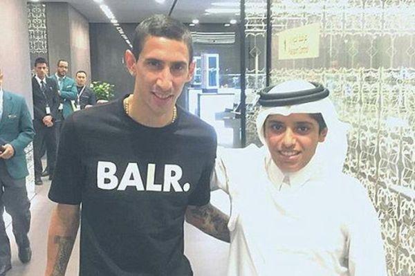 Έφτασε στο Κατάρ ο Ντι Μαρία