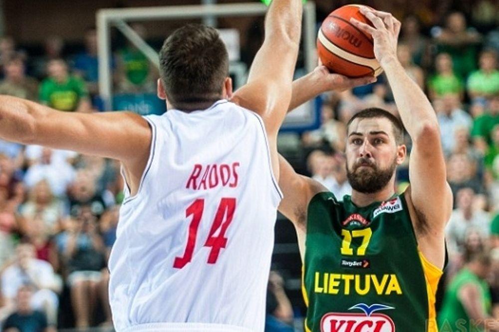 Άνετη νίκη για Λιθουανία