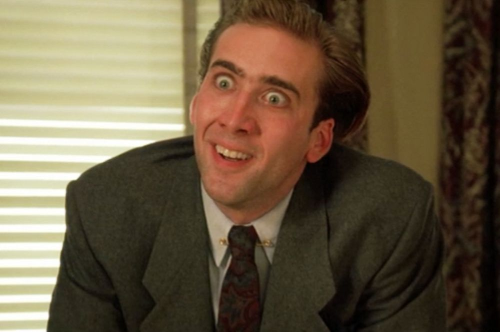Οι τέσσερις καλύτερες ταινίες του Nicolas Cage σύμφωνα με τον ίδιο