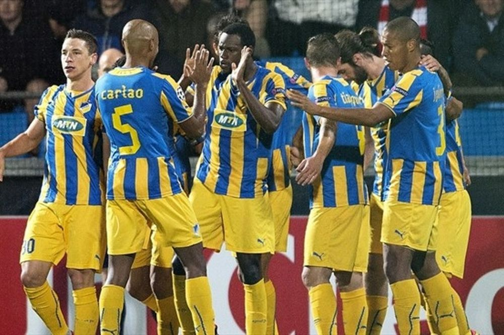 Champions League Bet: «Αποδρά» ο ΑΠΟΕΛ