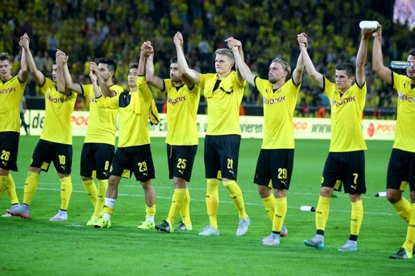 Europa League: Νίκη-έπος της Ντόρτμουντ, σαρωτική η Κράσνονταρ! (πίνακας)