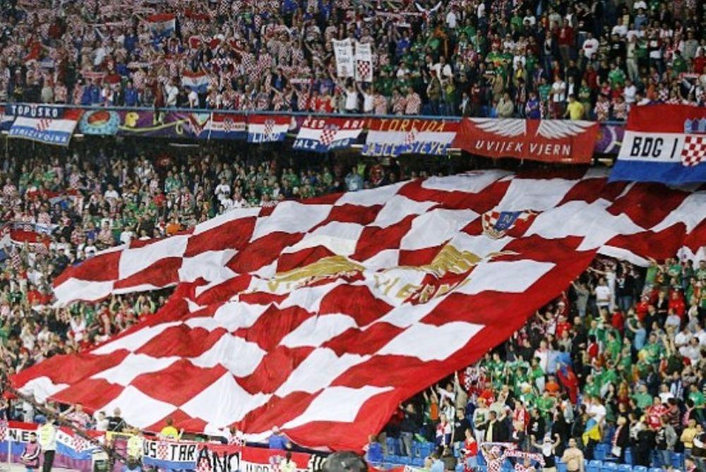 Κροατία: Χωρίς οπαδούς στα προκριματικά