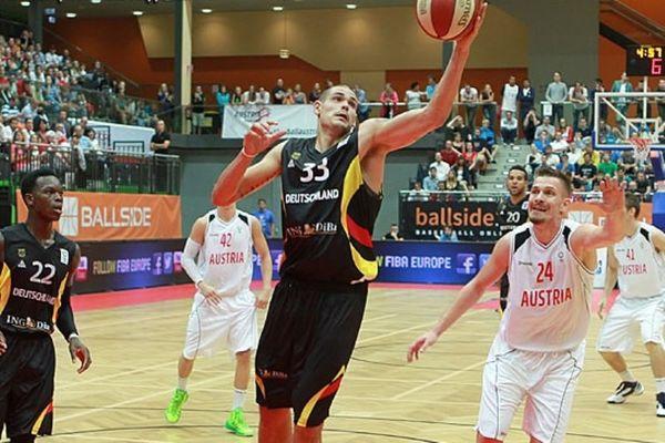 Χάνει το Ευρωμπάσκετ ο Τσίρμπες