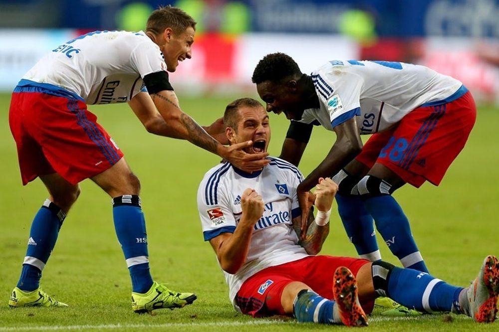 Επική ανατροπή και νίκη για Αμβούργο!