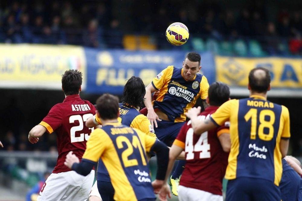 Έσωσε την παρτίδα ο Φλορέντσι για τη Ρόμα