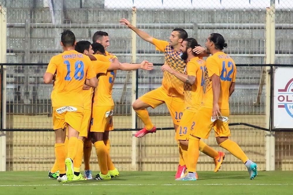 Πανθρακικός - Αστέρας Τρίπολης 0-2: Τα γκολ του αγώνα (video)