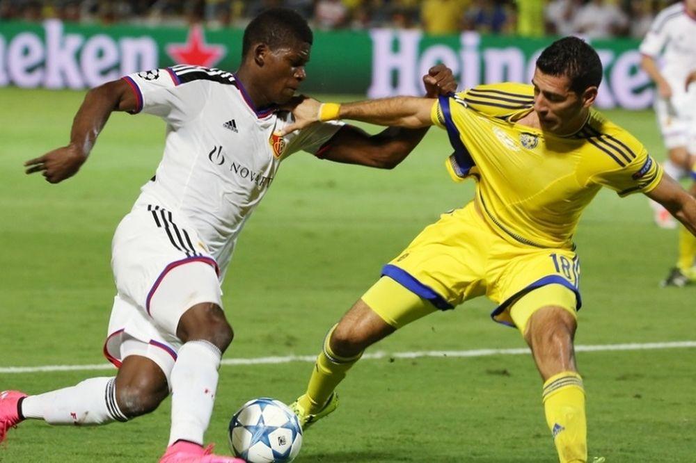 Μακάμπι Τελ Αβίβ - Βασιλεία 1-1: Τα γκολ του αγώνα (video)