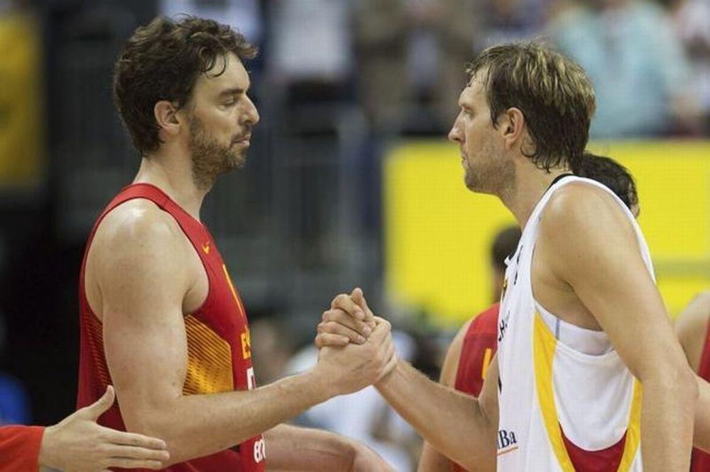 Γερμανία-Ισπανία 76-77: Τα highlights του αγώνα (video)