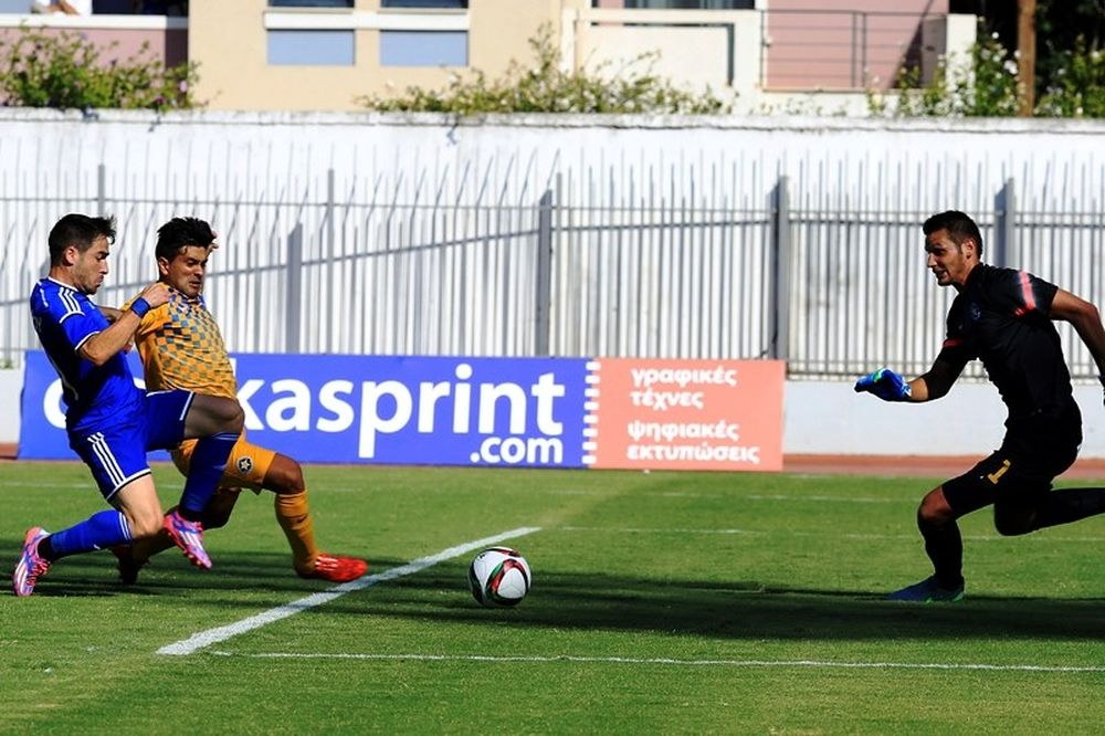 ΑΕΛ Καλλονής – Αστέρας Τρίπολης 1-1: Τα γκολ και οι καλύτερες φάσεις (video)