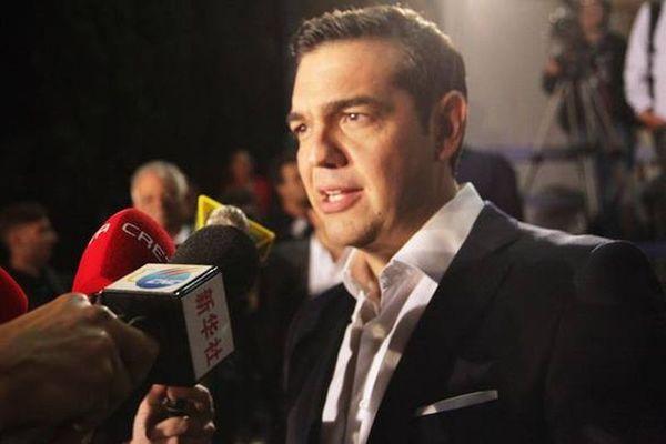 Τσίπρας: Κάναμε μια καλή αρχή