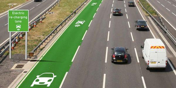 Τα αυτοκίνητα θα φορτίζονται εν κινήσει στο δρόμο!