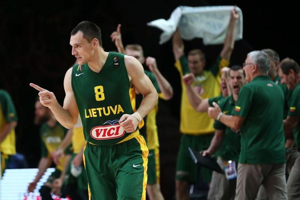 Ιταλία – Λιθουανία 85-95: Ψυχάρες στην τετράδα!
