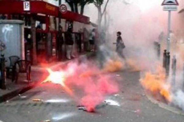 Χαμός στο Γκρόνινγκεν με Γάλλους! (video)