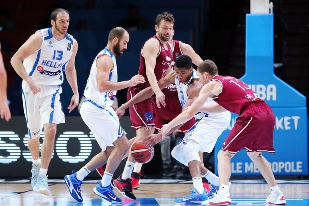 Ελλάδα: Η ανάλυση της νίκης με Λετονία (videοs)