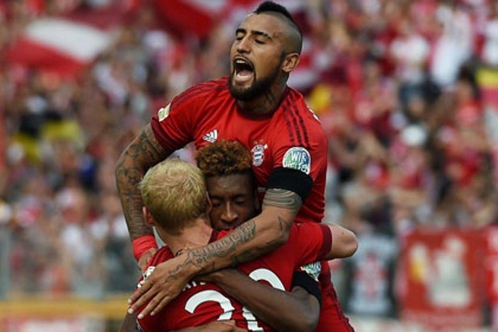 Bundesliga: Εύκολα η Μπάγερν, σοκ για Βέρντερ!