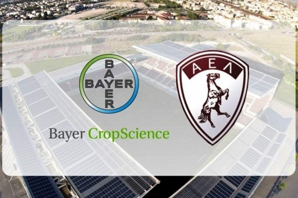 Συμφωνία Bayer – ΑΕΛ!
