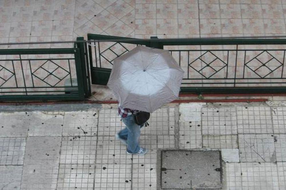 Καιρός: Συνεχίζεται η κακοκαιρία την Τρίτη – Πού θα εκδηλωθούν καταιγίδες