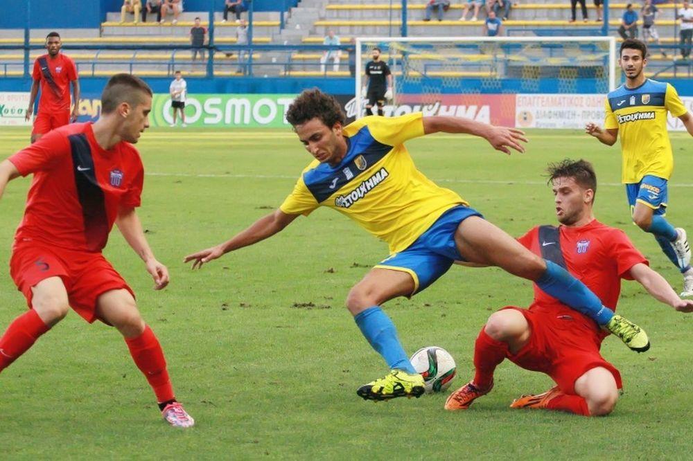 Παναιτωλικός – Βέροια 1-1: Τον έσωσε ο Ρομέρο!