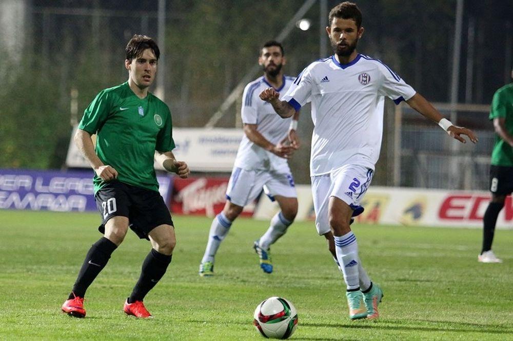 Πανθρακικός - ΑΕΛ Καλλονής 0-0: Οι καλύτερες φάσεις (video)