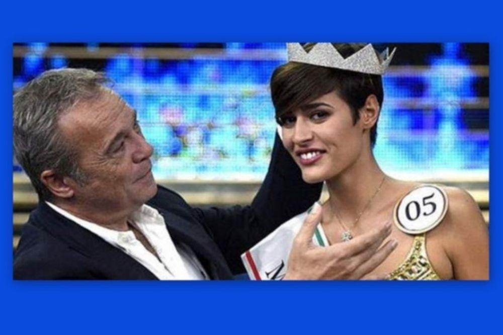 Απίστευτο! Η Miss Ιταλία θα ήθελε να ζήσει στο Β' Παγκόσμιο