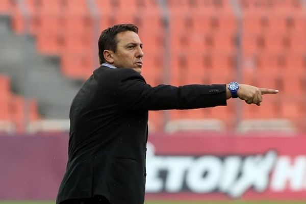 Παπαδόπουλος: «Με πάθος θα έρθουν οι νίκες»