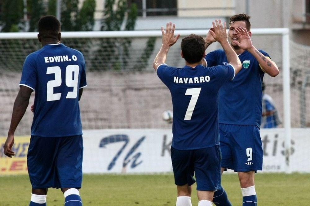 Λεβαδειακός - Αστέρας Τρίπολης 2-1: Τα γκολ του αγώνα (video)